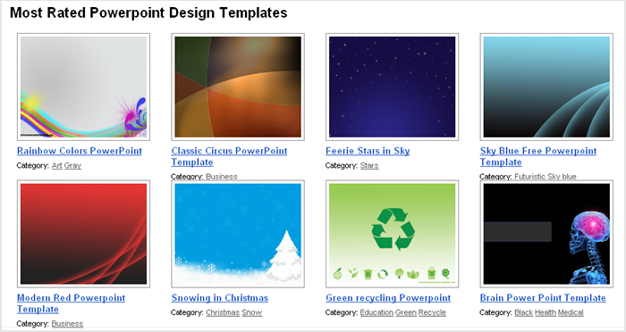 free powerpoint templates children. Free PowerPoint templates