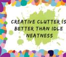 Office Posters-Office Posters - Witty Poster - Creative Clutter