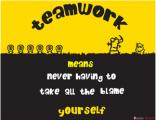 Office Posters - Motivational Posters - Teamwork